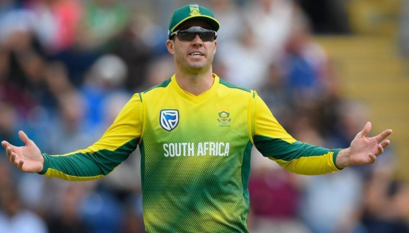 AB de Villiers played for South African cricket team for 14 long years and is considered as one of the greatest batsmen ever. (Getty Images)